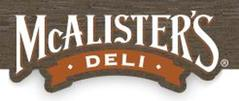 McAlister's Deli Coupons & Promo Codes